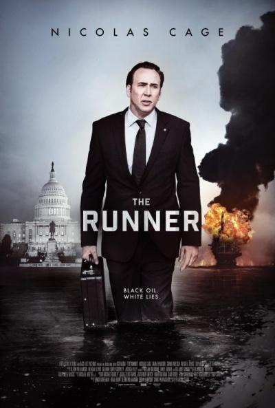 T�aser P�ster de  (The Runner)