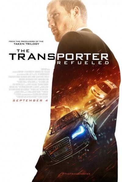P�ster de Transporter Legacy (The Transporter Refueled)