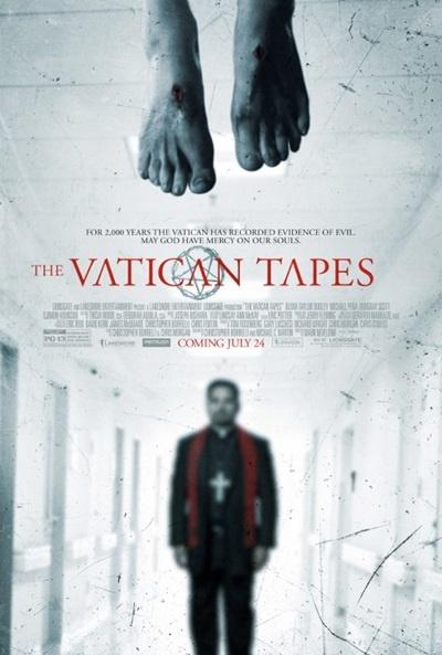 Póster de (The Vatican Tapes)