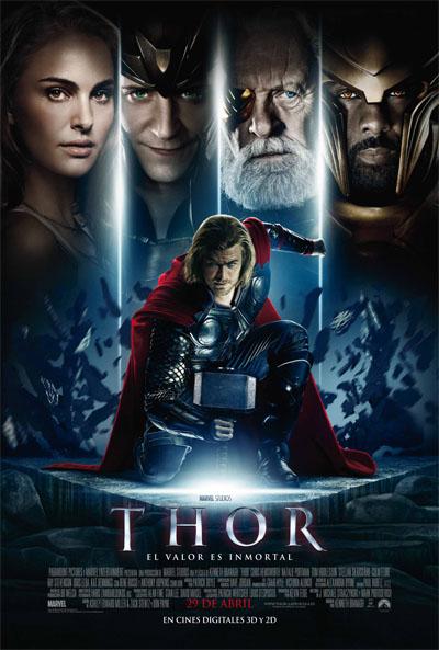 Cartel de Thor (Thor)