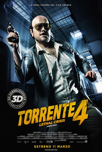 cartel torrente 4