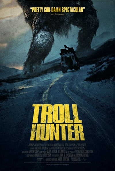 Téaser Póster de Troll Hunter (Trolljegeren (The Troll Hunter))