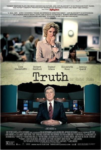 P�ster de La verdad (Truth)