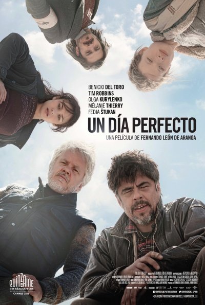 Cartel de Un día perfecto (A Perfect Day)