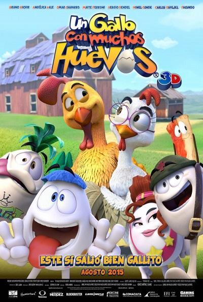 P�ster de Un gallo con muchos huevos (Un gallo con muchos huevos)