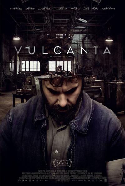 Cartel de Vulcania (Vulcania)