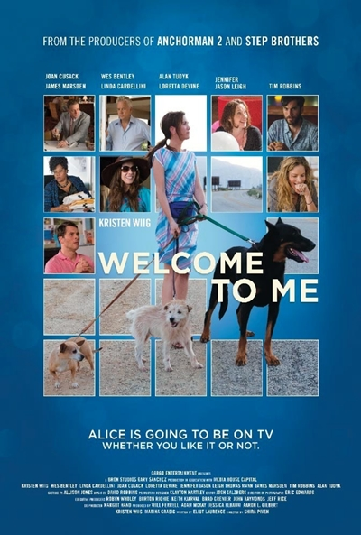 Póster de  (Welcome to Me)