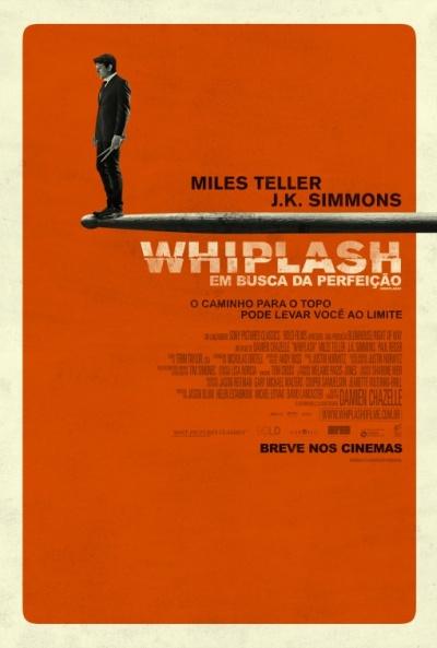 Cartel de Whiplash (Whiplash)