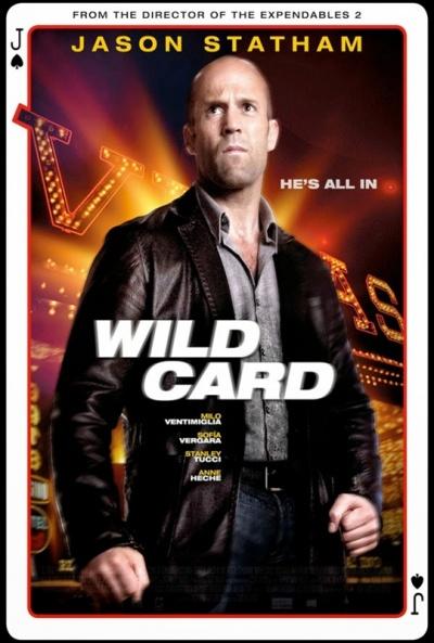 T�aser P�ster de  (Wild Card)