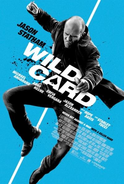 P�ster de Jugada salvaje (Wild Card)