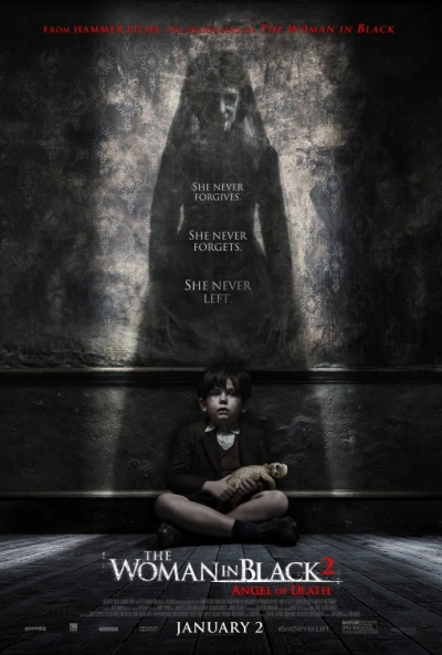 Cartel de La mujer de negro: El �ngel de la muerte (The Woman in Black 2: Angel of Death)