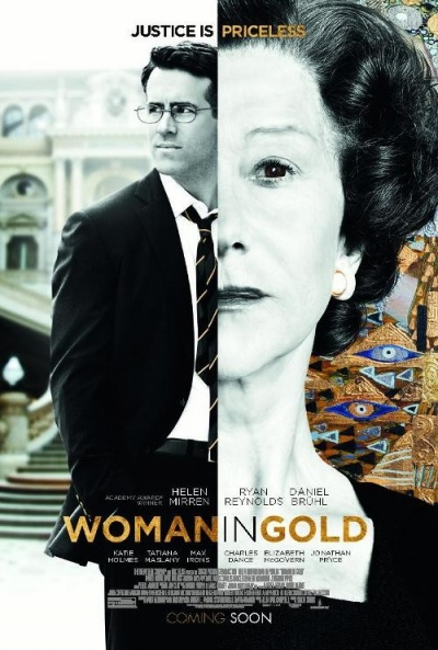 P�ster de La dama de oro (Woman in Gold)