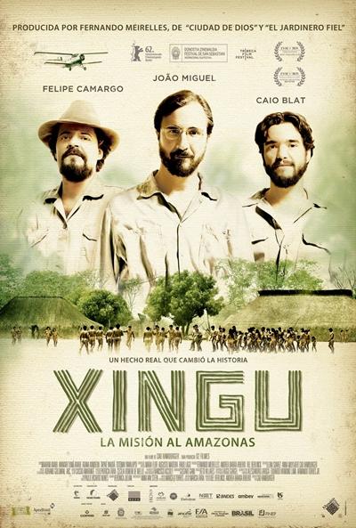 Cartel de Xingu: La Misión al Amazonas (Xingu)