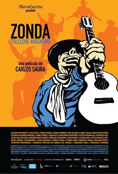 Póster de Zonda: Folclore argentino (Zonda: Folclore argentino)