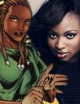 ... la actriz Naturi Naughton se ha unido al elenco de la secuela de 20th Century Fox, 'The Wolverine'. Naughton interpretaría a Cecilia Reyes, ... - 19814
