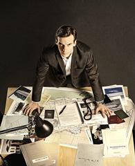 39 oficina de infiltrados 39 bienvenidos al m s secreto de for Oficina de infiltrados serie