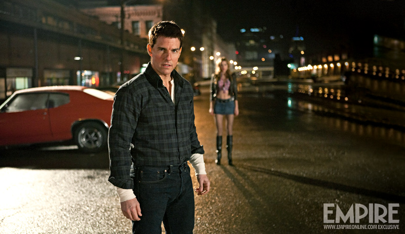 Tom Cruise. Jack Reacher, cinema, film, Hollywood