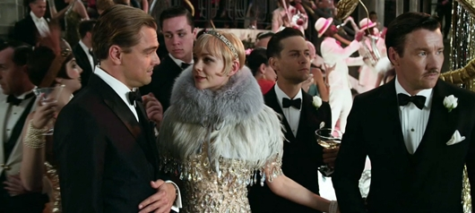 'El gran Gatsby': De Luhrmann, Baz Luhrmann
