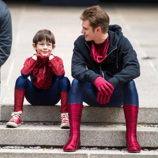 Imágenes de Rhino en 'The Amazing Spider-Man 2'