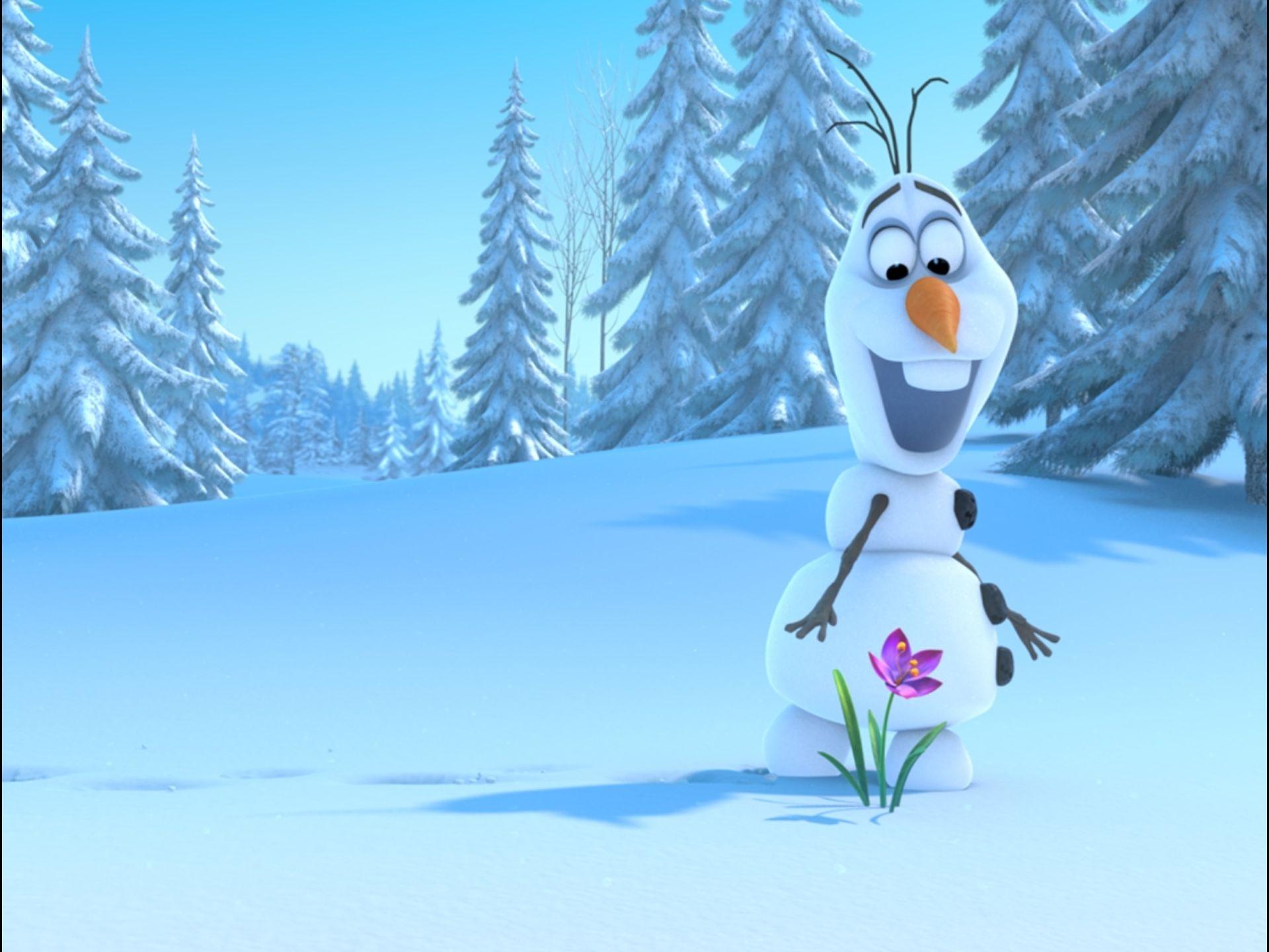 ... de 'Frozen, el reino del hielo', lo nuevo de Walt Disney Animation