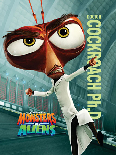 Monsters Vs. Aliens [15 de Mayo 2009] 3887