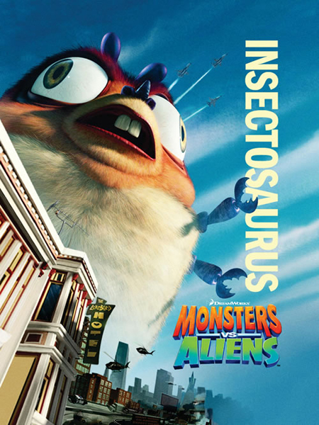 Monsters Vs. Aliens [15 de Mayo 2009] 3888