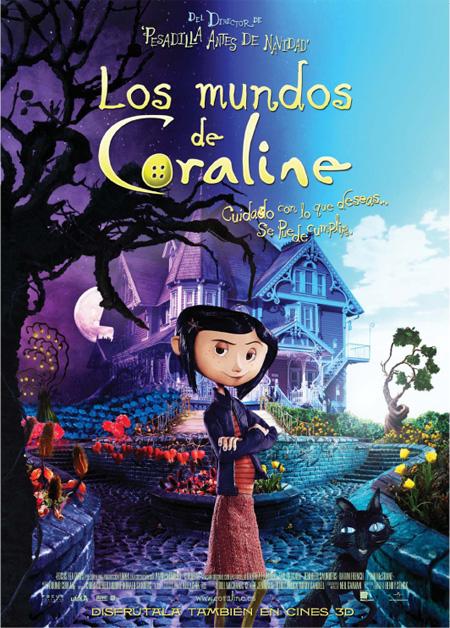 Coraline y la puerta secreta 3894
