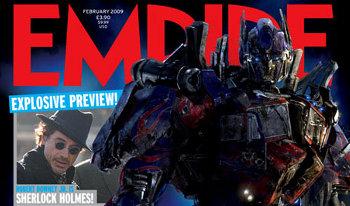 Transformers 2 Revenge of the fallen estreno [19 de junio 2009 en España] 4324