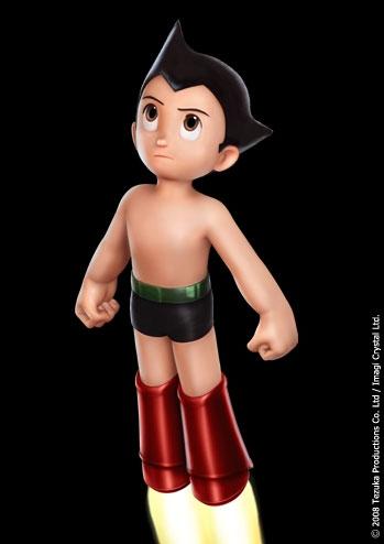 Astroboy en 3D (2009) 4377