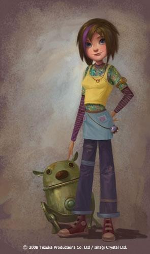 Astroboy en 3D (2009) 4378