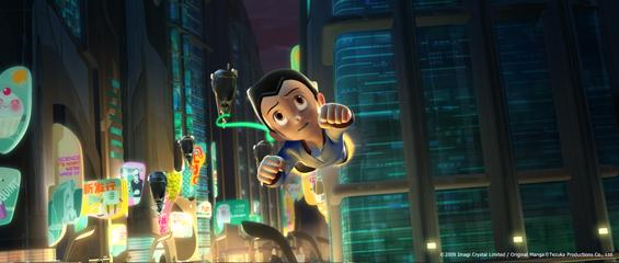 Astroboy en 3D (2009) 4656