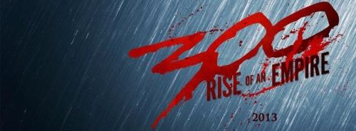 Primer logo de '300: Rise of an Empire' 32486