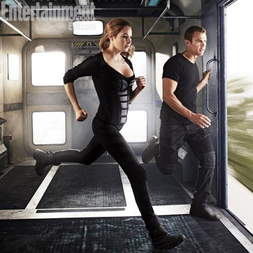 Divergent -- ¿Los siguientes Juegos del Hanbre? 36927