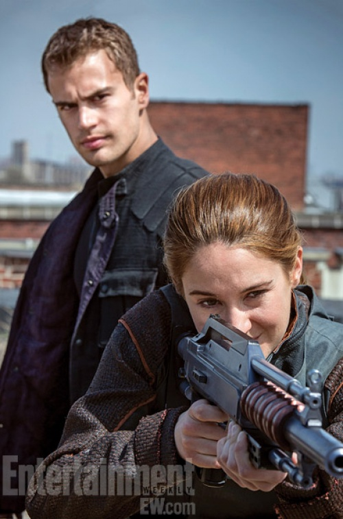 Divergent -- ¿Los siguientes Juegos del Hanbre? 36928