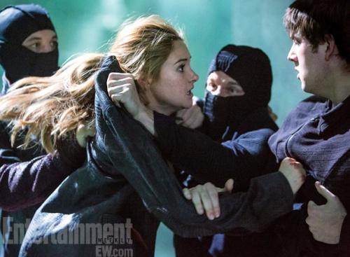 Divergent -- ¿Los siguientes Juegos del Hanbre? 36936