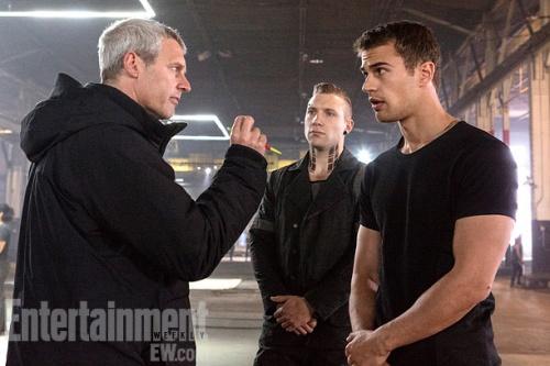 Divergent -- ¿Los siguientes Juegos del Hanbre? 36938