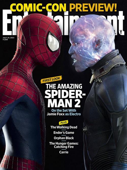 [Post Oficioso] The Amazing Spiderman 2 16/04/2014 -- Primer Avance 38060