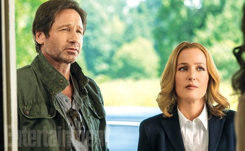 Post -- Expediente X -- 24 Enero - El regreso de Mulder y Scully  70576