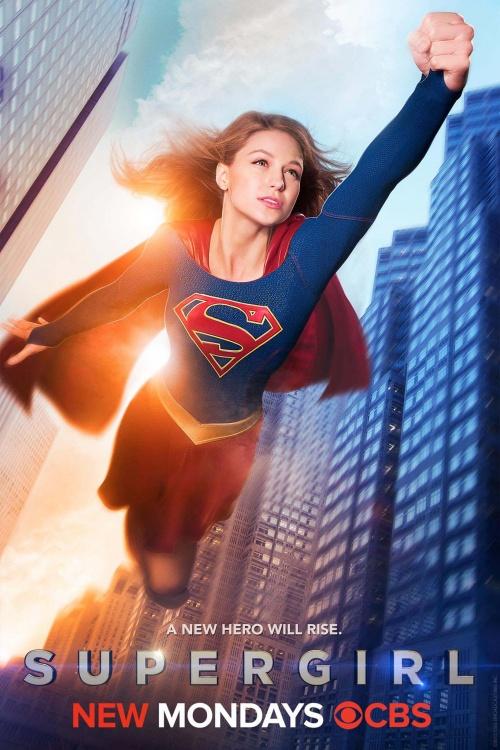[SUPERPOST] Supergirl -- El 26 de Octubre creerás que una mujer puede volar --  71630