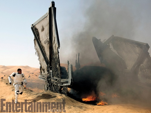 Post -- Star Wars Episodio VII -- 20 de Abril a la venta en BR y DVD - Página 6 72466