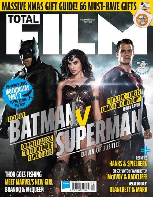 Post -- Batman vs Superman --  El amanecer de la justicia -- 23/03/2016  - Página 4 75897