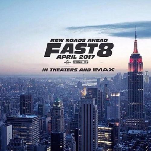 Post -- A todo gas 8 (Fast  8) -- 14 de abril de 2017 -- Primera Imagen 80757