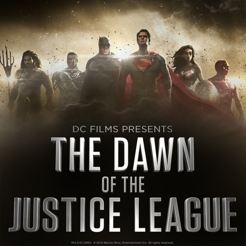 Post -- Justice League Part One -- 17/11/2017 --  80771