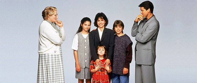Robin Williams regresa para la secuela de 'Se�ora Doubtfire'