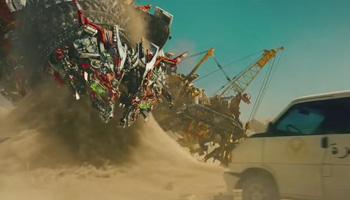 Trailer  Transformers Revenge of the Fallen 5436