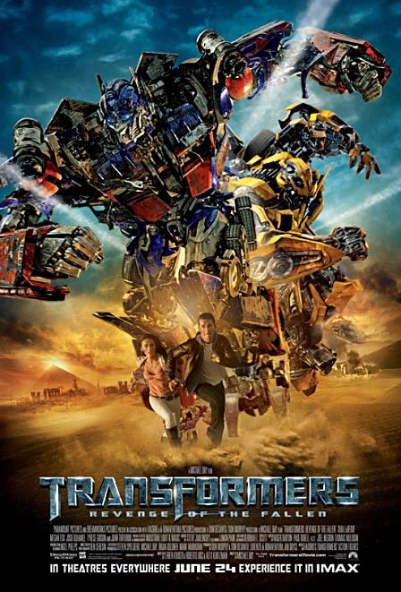 Transformers 2 Revenge of the fallen estreno [19 de junio 2009 en España] - Página 2 5729