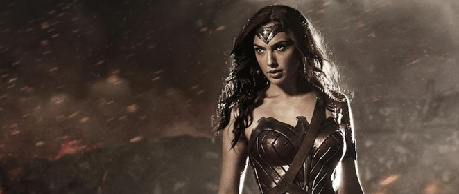 Primera imagen oficial de Gal Gadot como la Wonder Woman<br> de 'Batman v Superman: Dawn of Justice'