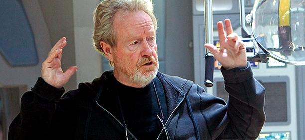 Ridley Scott habla sobre 'Blade Runner 2' y 'Prometheus 2':<br> ''Ambas est�n escritas''