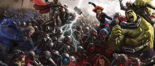 Sinopsis oficial de 'Los Vengadores: La era de Ultr�n'
