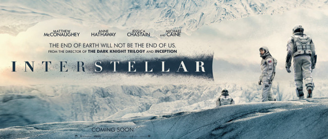 �Nuevo tr�iler de 'Interstellar'!